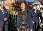 Đạt được thỏa thuận với Mỹ, bà Mạnh Vãn Châu chính thức được thả về Trung Quốc
