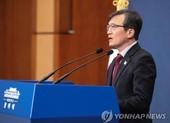 Hàn Quốc: Mỹ-Triều có thể tuyên bố chấm dứt chiến tranh