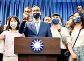 Quốc dân đảng tại Đài Loan có lãnh đạo mới, hứa hẹn về mối quan hệ xuyên eo biển