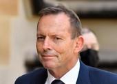 Cựu Thủ tướng Úc Tony Abbott đến Đài Loan giữa căng thẳng tại eo biển