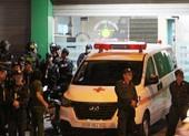 Đồng Nai: Hàng trăm cảnh sát trang bị súng bao vây bệnh viện