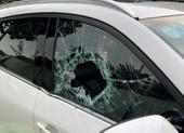 4 ô tô tại Bình Dương bị đập kính trộm tài sản trong đêm
