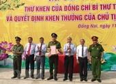 Công an Đồng Nai được khen thưởng vì triệt phá 2 chuyên án lớn