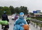2 người chạy xe máy từ miền Nam về Nghệ An dương tính COVID-19