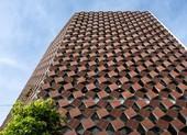 Độc đáo ngôi nhà 6 tầng biết cách 'thở' ở huyện Đông Anh