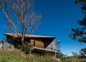 Ngôi nhà hình lá sầu riêng ở cao nguyên M'nông