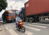 Cấm ô tô trên 3,5 tấn lưu thông trên đường Nguyễn Duy Trinh