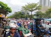 Cấm xe tải trên 2,5 tấn lưu thông trên đường Nguyễn Văn Linh