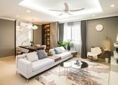 Cải tạo căn hộ 86 m2 cũ thành không gian sống hiện đại