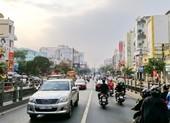 Nhiều tuyến đường ở TP.HCM chưa làm tốt vệ sinh mặt đường