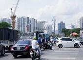 Sắp sửa xong đường Nguyễn Văn Linh, quận 7