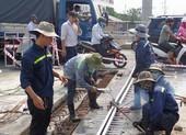 Ngày 29-4, hoàn thành thông xe cầu Hang Trong, Gò Vấp