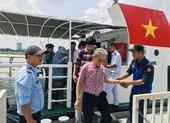 Người dân trải nghiệm tour du lịch mới dọc sông Sài Gòn