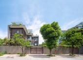 Biệt thự hình zic zac đẹp như resort ở Ninh Bình