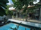 Ngôi nhà ấn tượng như resort trong con phố nhỏ ở Đà Nẵng