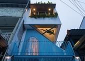Ngôi nhà ở Vĩnh Long lấy ý tưởng từ 'nhà trên cây'