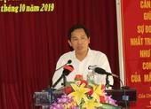 Chủ tịch UBND TP Cần Thơ nói về khu hành chính tập trung