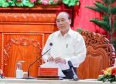 Thủ tướng làm việc với các tỉnh ĐBSCL về giải ngân đầu tư công