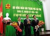 Ông Trần Việt Trường đắc cử Chủ tịch UBND TP Cần Thơ