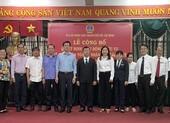 Nhân sự mới tòa án các quận tại TP.HCM