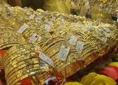 Giá vàng nhẫn bất ngờ tăng vọt