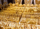 Giá vàng SJC lên đỉnh chớp nhoáng rồi bất ngờ tuột dốc