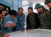 13 chiến sĩ mất liên lạc khi cứu nạn thủy điện Rào Trăng 3