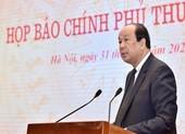 'Chính phủ, Quốc hội khóa XIV như con tàu đã vượt qua bão tố'