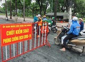 1.078 trường hợp vi phạm Chỉ thị 16 tại quận Phú Nhuận trong tháng 7