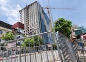 HĐND Ba Đình họp đột xuất, chi 38 tỷ dỡ tầng 18 nhà 8B Lê Trực