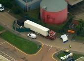 39 người chết trong container ở Anh là công dân Việt Nam