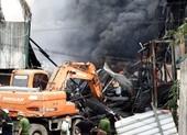 Kho hoá chất bị cháy ở quận Long Biên là cồn Methanol