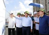 Bí thư Hà Nội đốc thúc tiến độ 5 dự án giao thông trọng điểm
