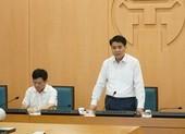 Chủ tịch Hà Nội: Tăng mức cảnh báo nguy cơ COVID-19 tại Thủ đô