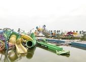 Công bố thanh tra việc cưỡng chế Công viên nước Thanh Hà