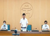 Hà Nội sẽ mở chiến dịch xử phạt người không đeo khẩu trang