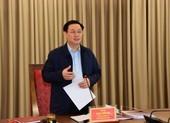 Bí thư Hà Nội: Không để phát sinh 'điểm nóng' trước ĐH Đảng