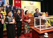 Ông Vương Đình Huệ được 100% phiếu bầu Bí thư TP Hà Nội