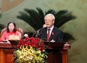 Phát biểu của Tổng Bí thư tại Đại hội Đảng bộ TP Hà Nội
