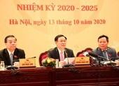 Bí thư Hà Nội: Người dân phải được hưởng thành quả phát triển