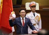 Tân Chủ tịch QH Vương Đình Huệ nói gì ở phát biểu đầu tiên?