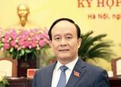 Ông Nguyễn Ngọc Tuấn tái đắc cử Chủ tịch HĐND TP Hà Nội