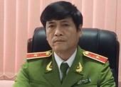 Tước quân tịch, bắt nguyên cục trưởng C50
