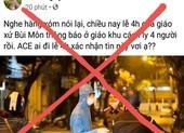 TP.HCM: Bác thông tin 4 người bị cách ly ở giáo xứ Bùi Môn
