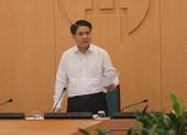 Chủ tịch Hà Nội tiếp tục ra công điện khẩn chống dịch COVID-19
