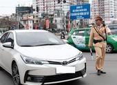 Nóng: CSGT toàn quốc tổng kiểm soát xử lý vi phạm giao thông