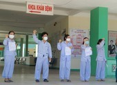 Thêm 9 bệnh nhân mắc COVID-19 tại Đà Nẵng khỏi bệnh