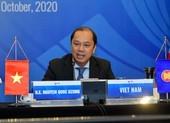 ASEAN phối hợp với Trung Quốc về Bộ Quy tắc ứng xử ở biển Đông