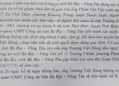 Công an Bà Rịa - Vũng Tàu tìm người theo đơn tố giác
