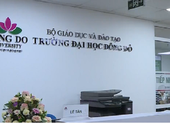 Bộ Công an bắt giam thêm cán bộ Trường Đại học Đông Đô